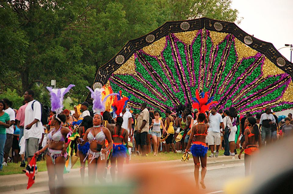 Toronto Caribana 2010 Parade