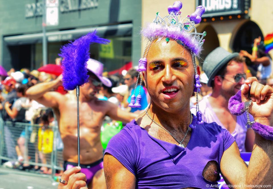 Toronto Pride Parade photos