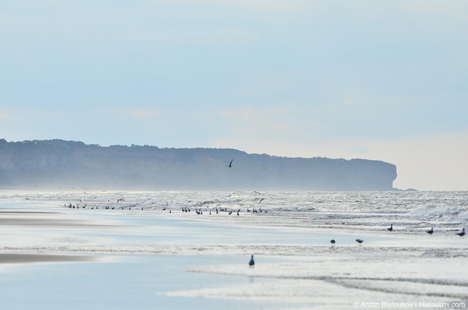 Omaha Beach View