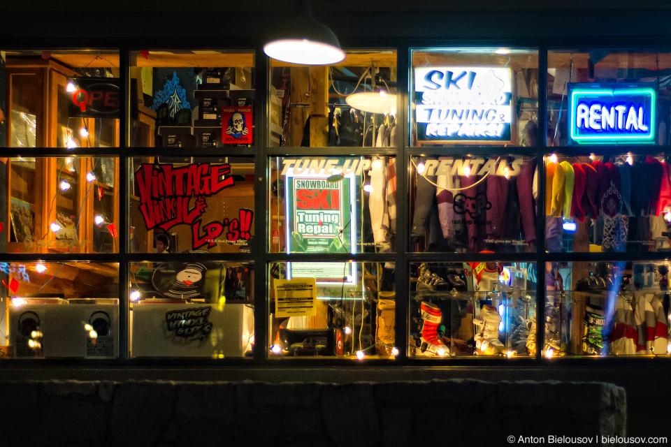 Whistler rental showcase