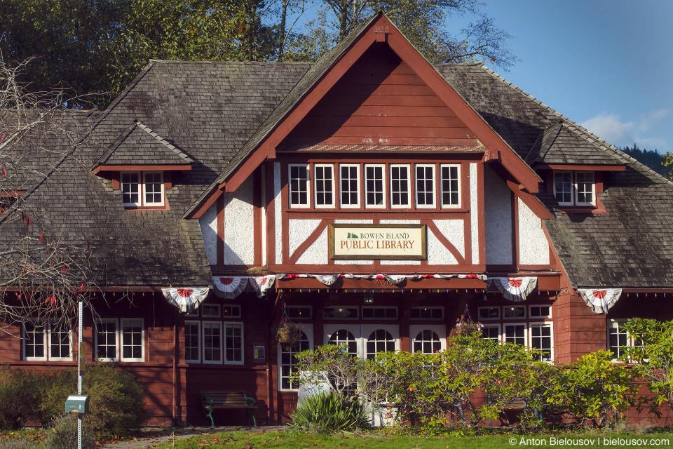 Bowen Island Public Library